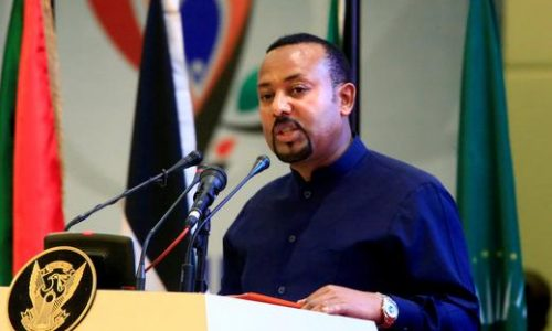 Prime Minister Ahmed's Nobel Prize, an incentive to global peacebuilding
