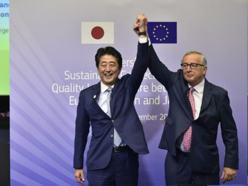 The EU and Japan closer than ever