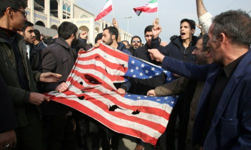 New winds of war between U.S.A. and Iran