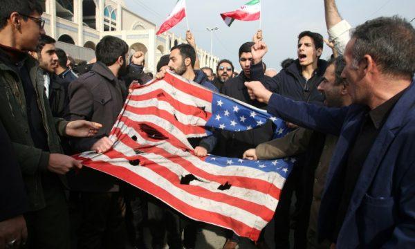 New winds of war between U.S.A. and Iran