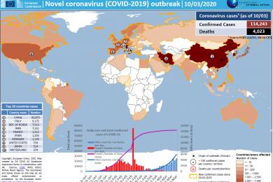 L'emergenza Coronavirus in Europa e la necessità di una risposta comune