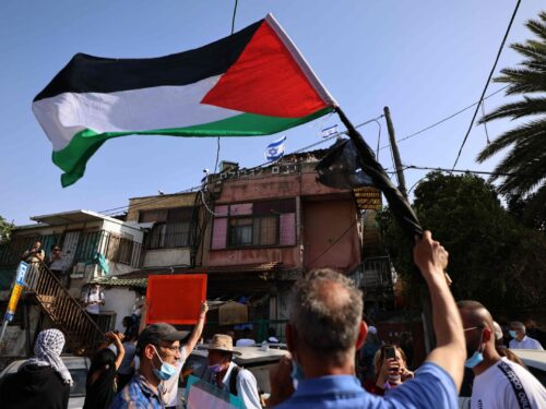 In the shoes of a Palestinian (part 1)