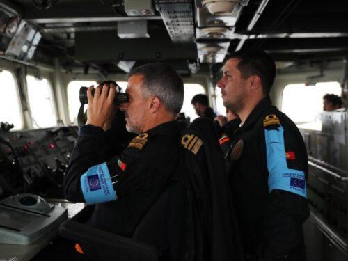 Frontex's Standing Corps: an aspiring European Army