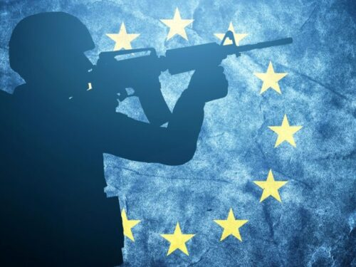So powerful and so potentially vulnerable, is it the time for European Union to form an army?